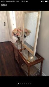 French provincial hamptons hallway console table $150 Burwood Heights Burwood Area Preview