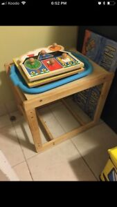 FREE CHIKD TODDLER TABLE DESK