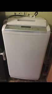 Home comfort potable washer