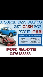 Quick cash for car Blacktown Blacktown Area Preview
