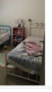 Girls antique style beds single (2 available)