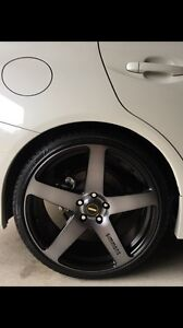 "Simmons FR-C 20"" Wheels & Tyres West Hoxton Liverpool Area Preview"