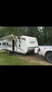 2011 eagle super lite trailer