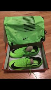 Brand new in box soccer cleats