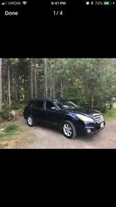 2013 Subaru Outback AWD