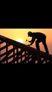 Experienced Roofer for hire