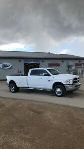 2010 Dodge 3500 Laramie Dually