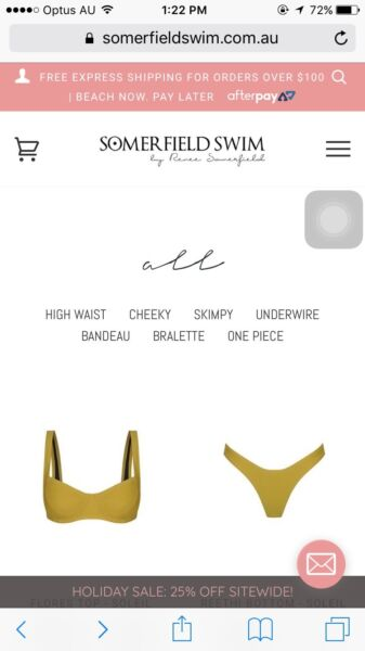 5890bb6b6f8c5  211 Somerfield Swim Credit Note - SELLING FOR  100.BIKINI