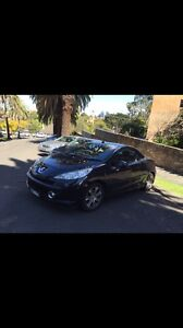 Convertible Peugeot 207cc - Need it gone, make me an offer! Cremorne North Sydney Area Preview