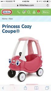 Princess Cozy Coupe