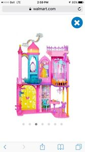 Barbie rainbow cove house