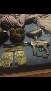 Spyder mr1 paintball gun