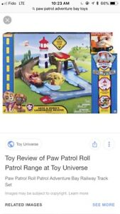 Paw patrol adventure bay like new