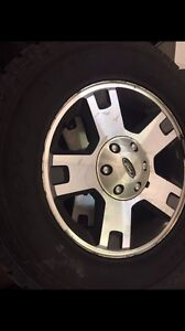 "18"" Ford wheel & Tire package"