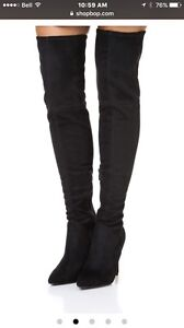 Kendal&Kyle Over the knee boots-size 9.5