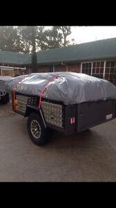 Camper trailer off road Shailer Park Logan Area Preview