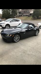 2006 BMW Z4 3.0i Roadster Convertible $13,999