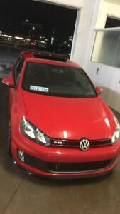 2012 Volkswagen Gti Lowest KM 26000!!