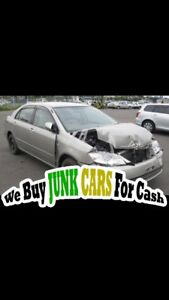 $$$Top cash for your unwanted cars $$$