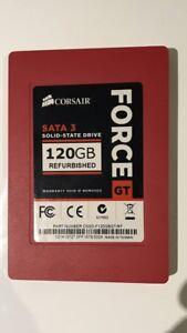 Corsair SSD 120gb Force GT 120g
