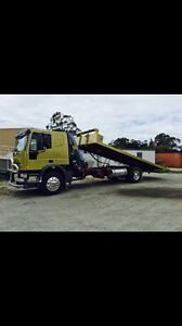 tilt tray /crane truck Albany Albany Area Preview