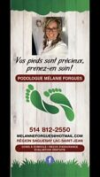 Podologue soins pieds