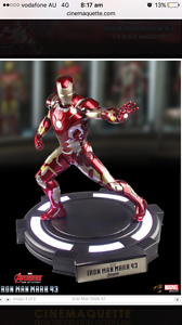 Iron Man Mark43 Cinemaqutte 1/3 scale (onlyfor5days) Ryde Ryde Area Preview