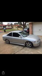 Mitsubishi Lancer 2001 with 12 months rego Campbelltown Campbelltown Area Preview