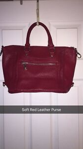 Red Leather