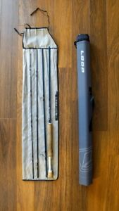 Loop Tackle Evotec Cast 790-4F 7wt 9ft Fly Rod