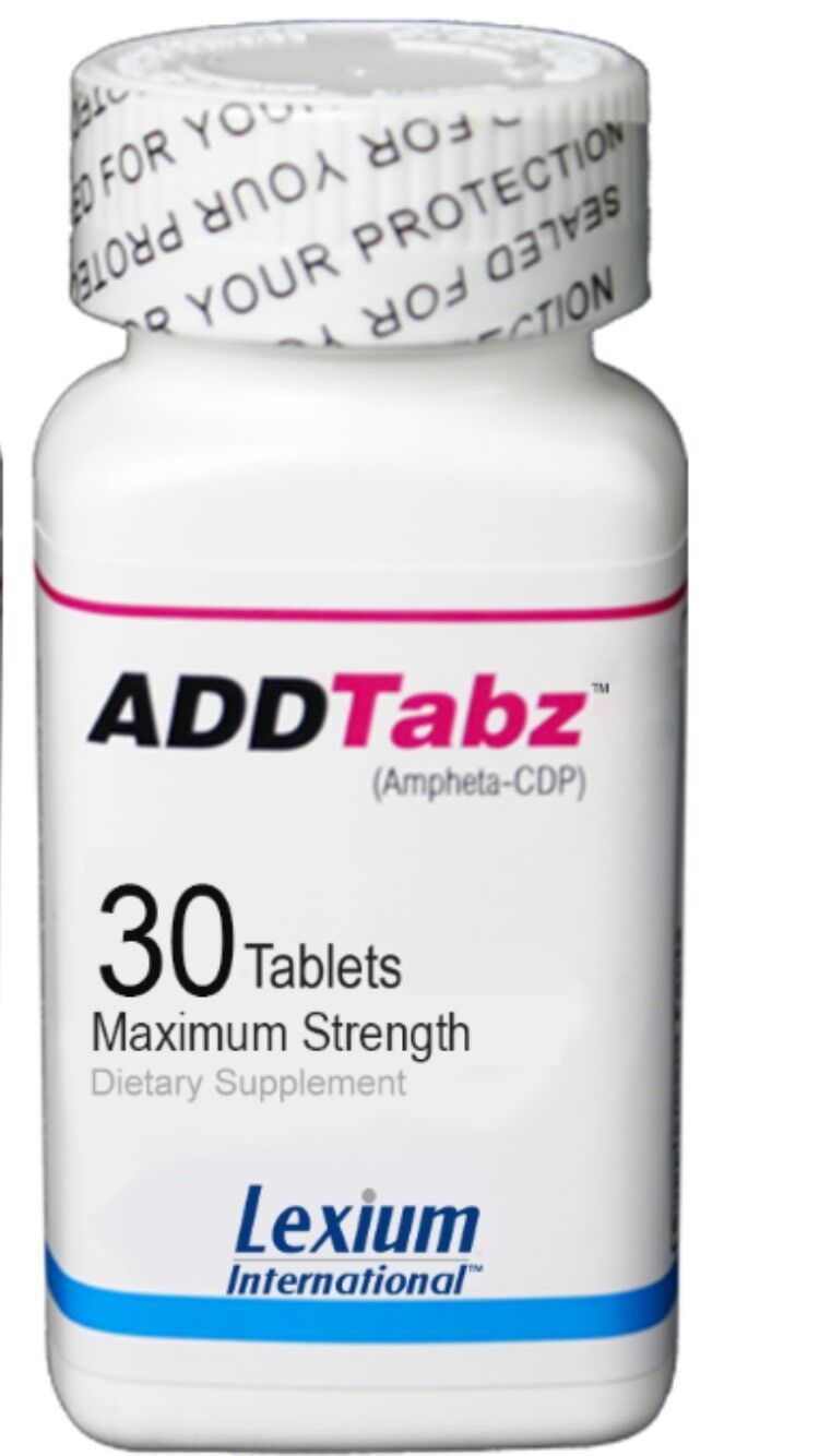 FREE 2-3 DAY SHIPPING ADDTabz (30 Count) Lexium UPDATED