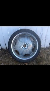 "24"" rims and tires"