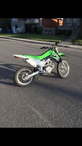 Kawasaki dirt bike for SALE