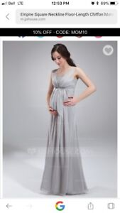 Looking for Maternity Bridesmaid Dress