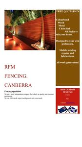 Residential Fencing maintenance & renewals Ngunnawal Gungahlin Area Preview
