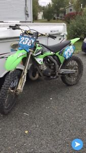 Looking for a 2003-2007 kx125