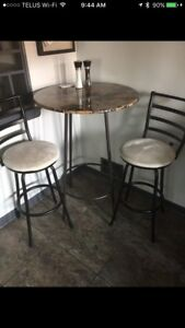 Stools-$30 for both.