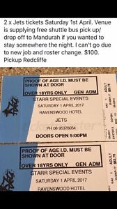 JETS - RAVENSWOOD HOTEL Redcliffe Belmont Area Preview