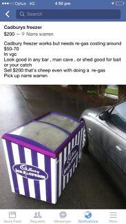 Cadburys freezer  Narre Warren Casey Area Preview