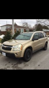 2005 Chevy equinox still runs and drives