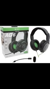Afterglow ag 6 xbox one headset