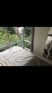 Roomate wanted furnished bedroom in Yaletown