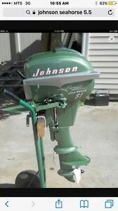 Looking for old outboard motors