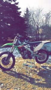 2015 KX250F fuel injected /5300$