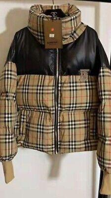 burberry puffa jacket