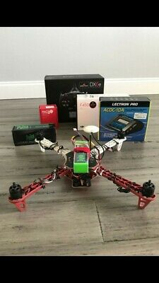 DJI Flamewheel F450 ARF Drone NAZA with GPS and Compensation to Home LED lights