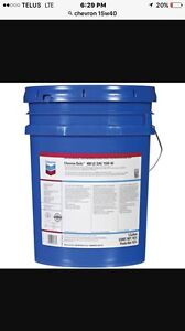 For Sale - 1000L 15/W40 Diesel Engine Oil