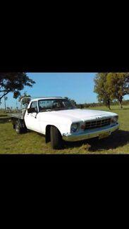 1974 HJ Holden one tonne Ute