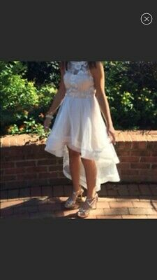 Gold And White Party (White And Gold Party Dress)