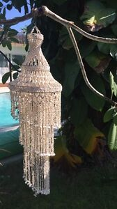Shell chandelier Bonogin Gold Coast South Preview